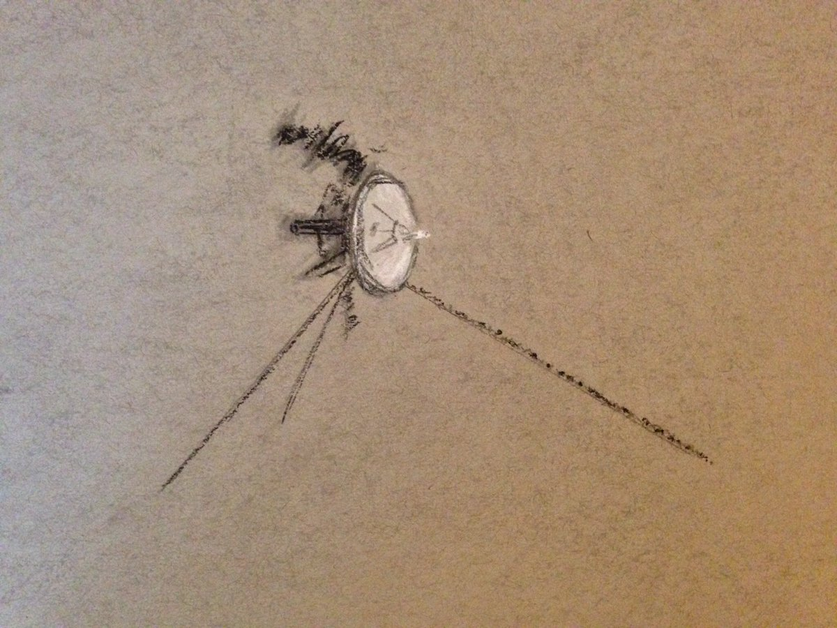 Voyager sketch
